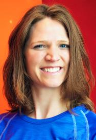 Sarah Chadwick : Staff