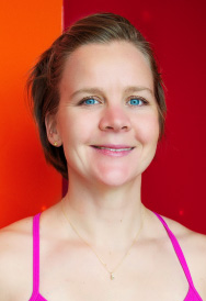 Kristin Haraldsdottir : Instructor